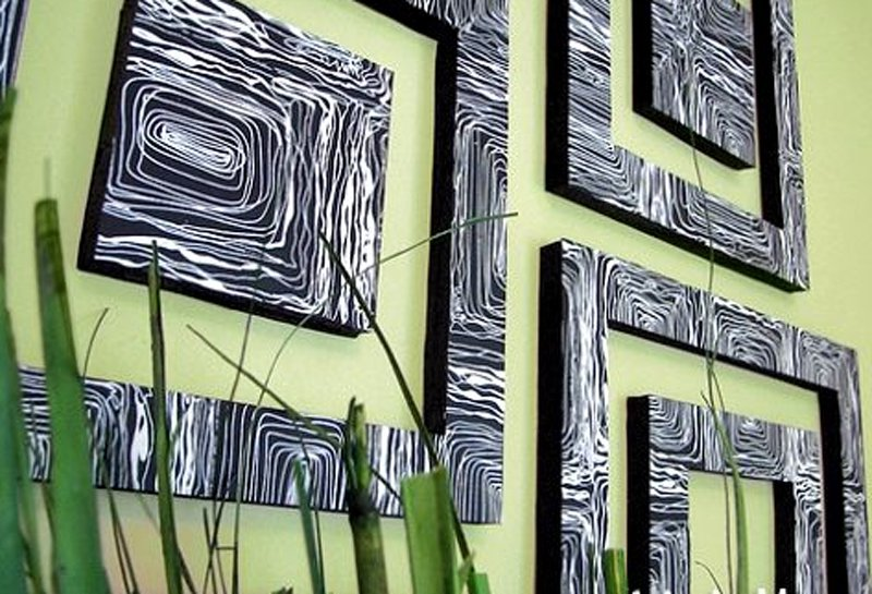 11 for Do it yourself wall painting designs
