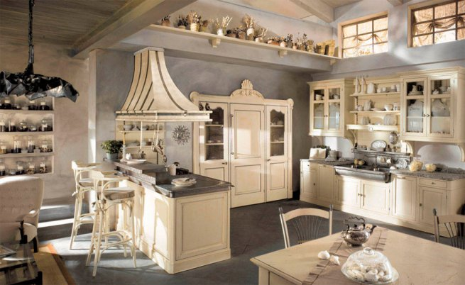 Дизайн кухни фото на 14 кв