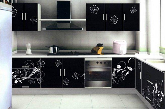 В стиле модерн кухня в стиле модерн
