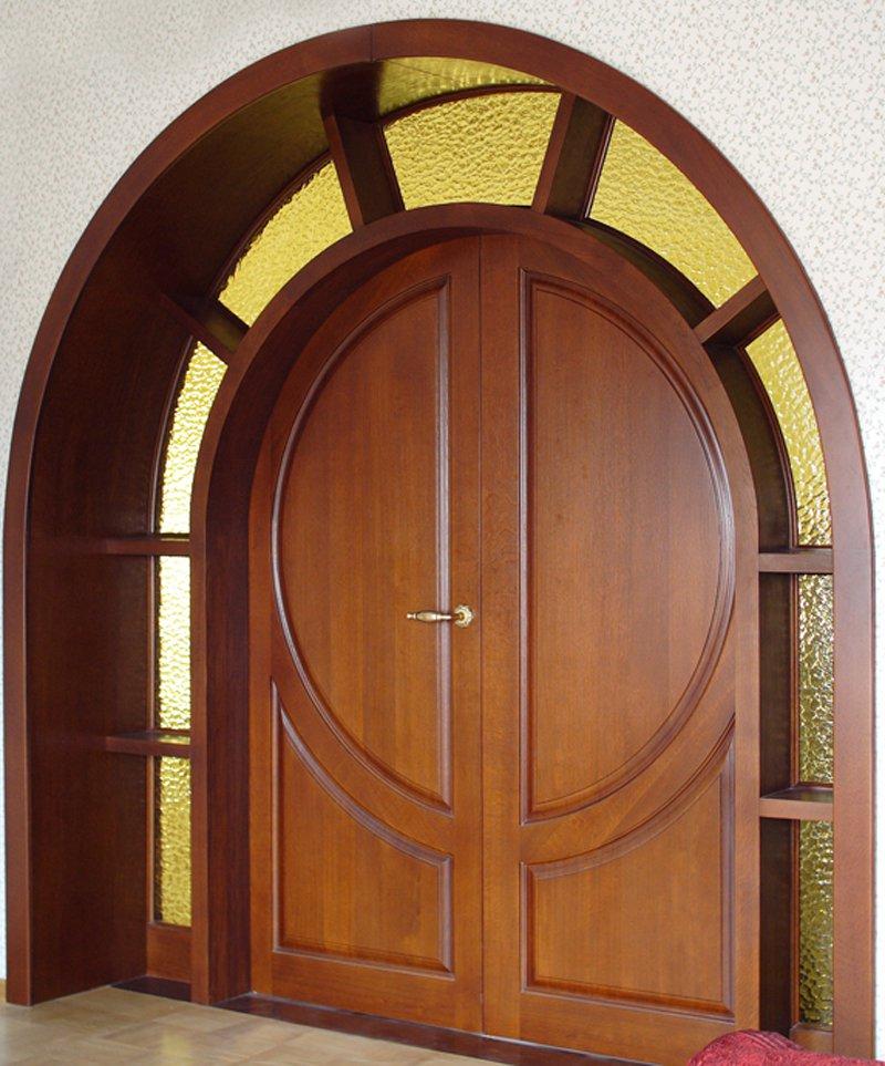 Заказать входную деревянную дверь в иркутске
