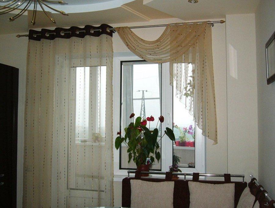 Дизайн балкона совмещенного с кухней фото