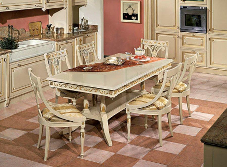 Столы и стулья для кухни рязань фото и цены