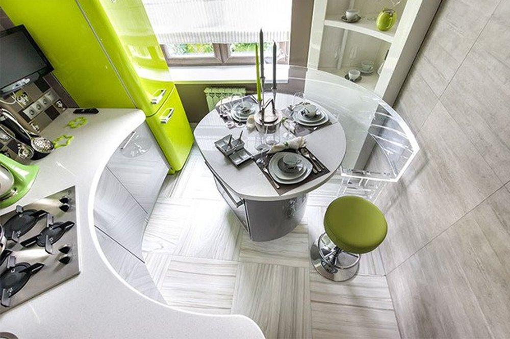Дизайн кухонь смотреть фото
