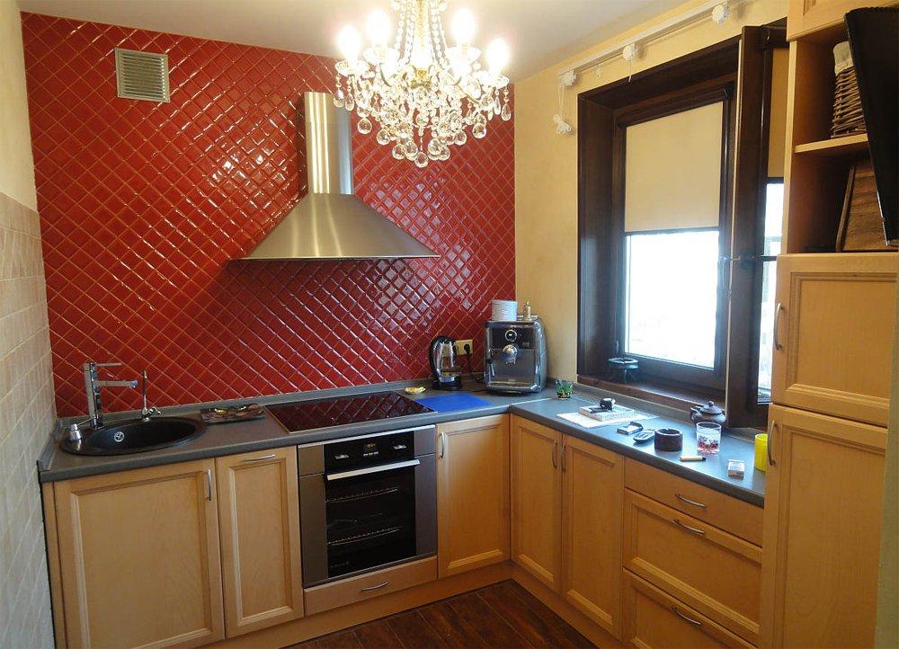 Дизайн кухни 2 на 4 метра фото