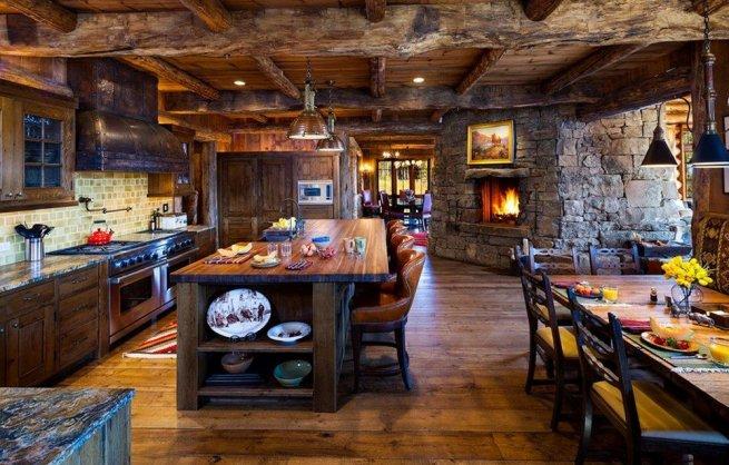 decoracion de interiores cocinas rusticas:Проект ландшафтного дизайна участка 20