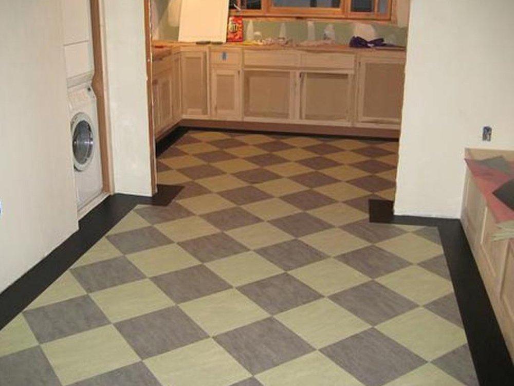 Как лучше сделать пол на кухне 344