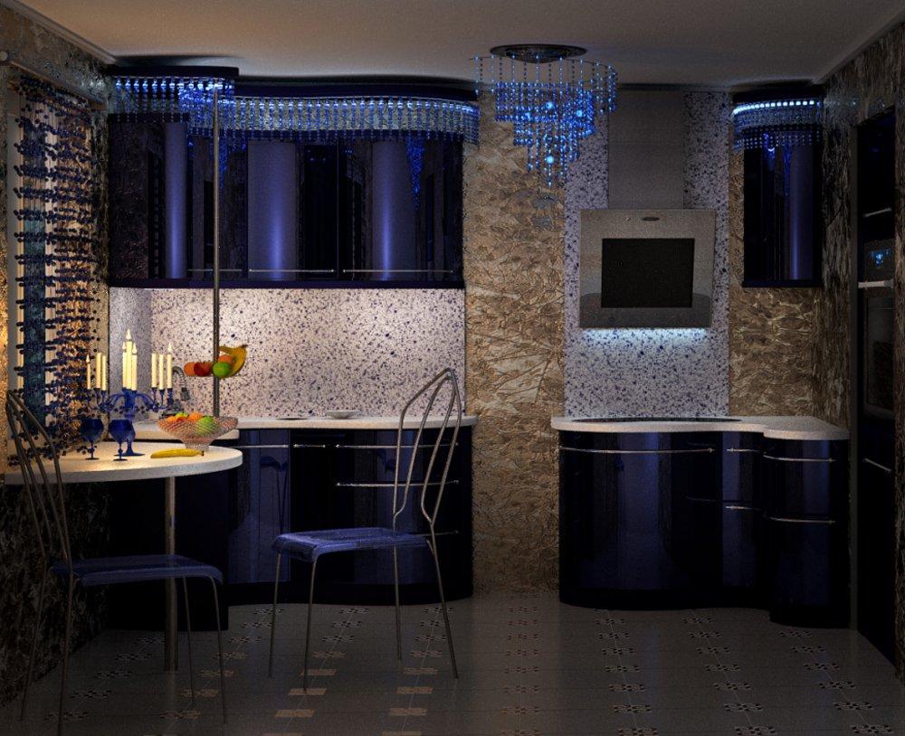 Дизайн отделки кухни своими руками фото 596
