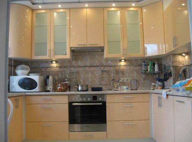 Дизайн отделки кухни своими руками фото 172