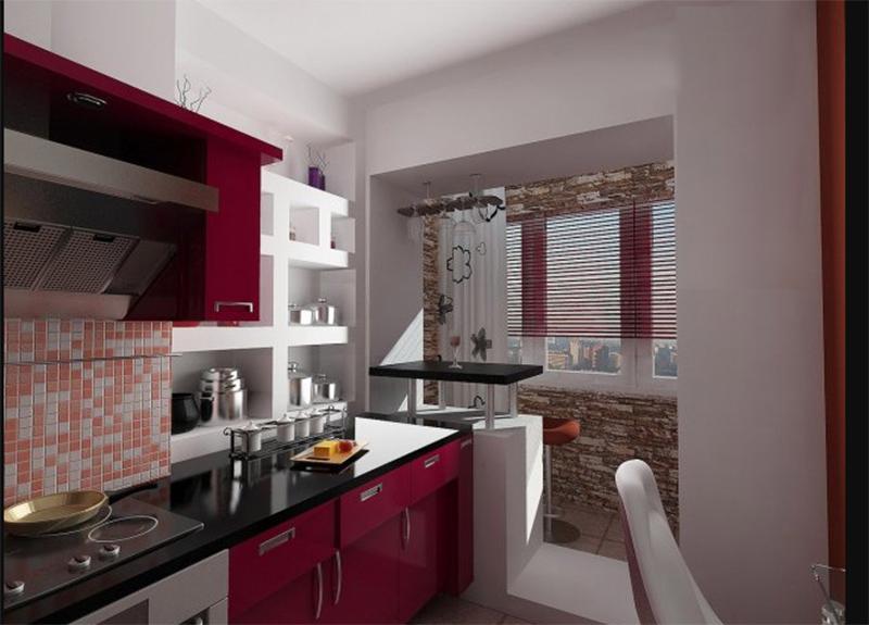 """Кухня совместить с балконом."""" - карточка пользователя alla-g."""